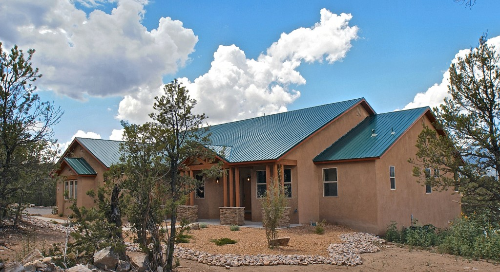 Lee Michael Homes Custom Home in New Mexico