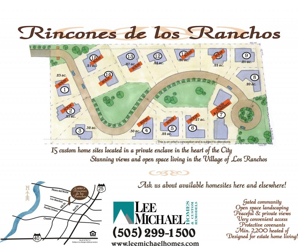 Rincones De Los Ranchos In Los Ranchos New Mexico Lee