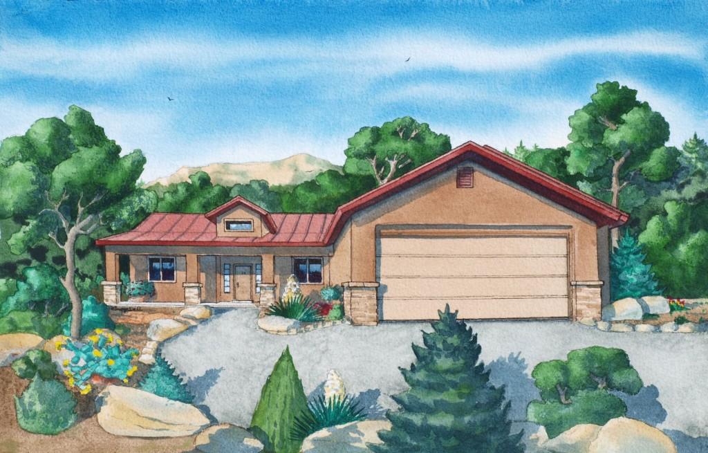 La Mesa Rv Albuquerque >> East Mountain Design - Tablazon Meadow Estates in Tijeras ...