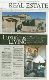 Luxurious Living with Lee Michael Homes