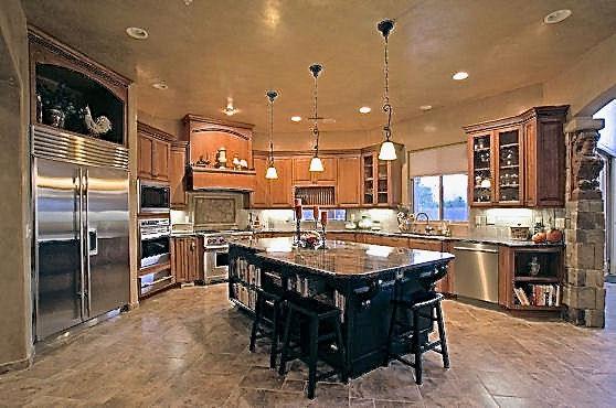 north valley rv home kitchen
