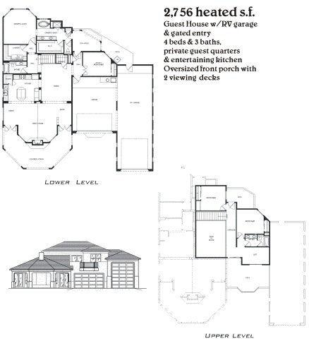 La Mesa Rv Albuquerque >> Nuevo Hacienda Home Lot and Floorplan - Lee Michael Homes ...