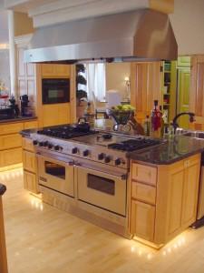 Lee Michael Homes Custom Kitchen