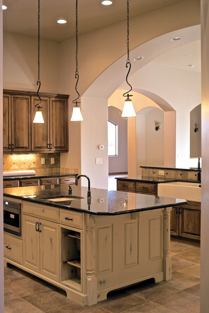 kitchen design albuquerque custom home kitchens michael homes custom builders 503