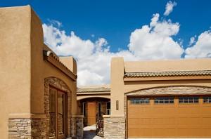 Model Home in La Cuentista Subdivision in Albuquerque