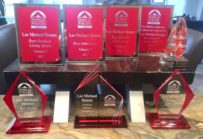 2017 Parade of Homes Awards