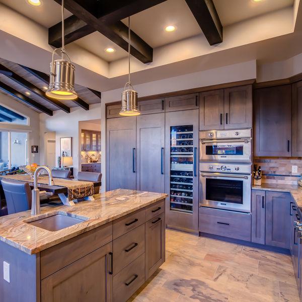 lmh custom home winner best kitchen